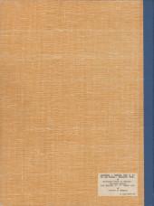 Verso de (Recueil) Spirou (Album du journal) -100'- Spirou album du journal
