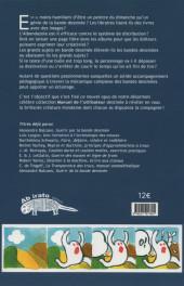 Verso de bandes dessinées : manuel de l'utilisateur - Bandes Dessinées : manuel de l'utilisateur