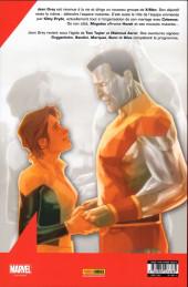 Verso de X-Men (Marvel France 6e série - 2019) -1- Haine mécanique