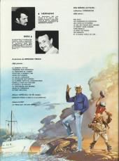Verso de Bernard Prince -6b1981- La loi de l'ouragan