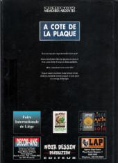 Verso de (AUT) Walthéry -1994- À côté de la plaque