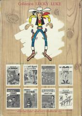 Verso de Lucky Luke -14a1970- Ruée sur l'Oklahoma