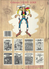 Verso de Lucky Luke -19b1986- Les rivaux de Painful Gulch