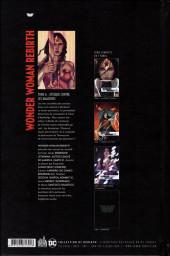 Verso de Wonder Woman Rebirth -6- Attaque contre les amazones