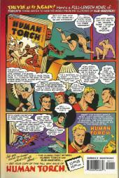 Verso de Human Torch Comics (The) (1940) -05Fall- The Human Torch Battles the Sub-Mariner