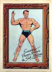 Verso de Marvel Mystery Comics (1939) -21- (sans titre)