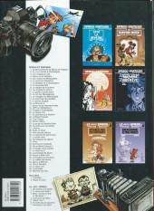 Verso de Spirou et Fantasio -45a1998- Luna fatale