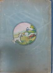 Verso de Pataud -2- Pataud-le-chien à la campagne