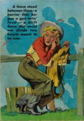 Verso de Four Color Comics (Dell - 1942) -270- Zane Grey's Drift Fence
