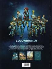 Verso de Colonisation -3- L'arbre matrice