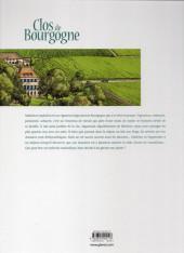 Verso de Clos de Bourgogne -2- Tête de Cuvée