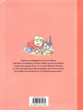 Verso de Chi - Une vie de chat (grand format) -19- Tome 19