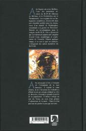 Verso de Abe Sapien -6- Au plus profond des ténèbres
