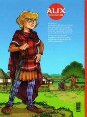 Verso de Alix origines -1- L'enfance d'un gaulois