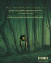 Verso de Animal Jack -1- Le cœur de la forêt