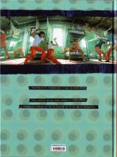 Verso de Gung Ho -4- Colère