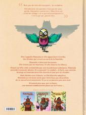 Verso de Mamada -3- Abracadabrante errante