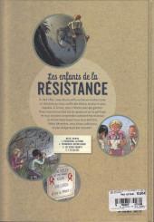 Verso de Les enfants de la Résistance -3a2018- Les deux géants