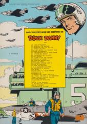 Verso de Buck Danny -5b1970- Dans les griffes du Dragon Noir