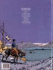 Verso de Comanche -11- Les fauves