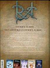 Verso de Reflets d'Acide -9- Dies irae, dies illa...