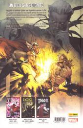 Verso de Thor : La guerre de l'indigne