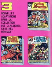 Verso de Classiques illustrés (Éditions Héritage) -3- Le bossu de Notre-Dame