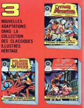 Verso de Classiques illustrés (Éditions Héritage) -4- Dr Jekyll et Mr. Hyde