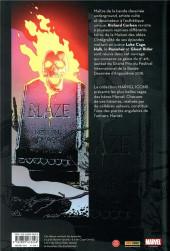Verso de Banner, Cage, Ghost Rider, Punisher