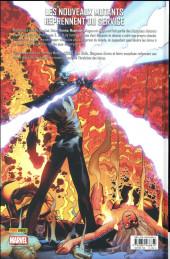 Verso de New Mutants (Marvel Deluxe) -1- Le retour de la légion