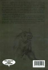 Verso de (AUT) Blay - Artbook by Ludovic Blay