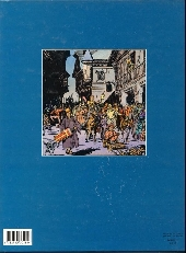 Verso de Notre-Dame de Paris - Tome 1