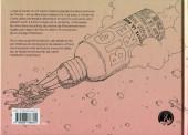 Verso de (AUT) Giraud / Moebius -9d- 40 days dans le désert B