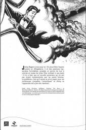 Verso de Jimmy's Bastards -1TL- On va s'faire papa (blank cover)