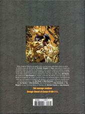 Verso de Savage Sword of Conan (The) - La Collection (Hachette) -34- Le destructeur de mondes