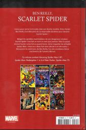Verso de Marvel Comics : Le meilleur des Super-Héros - La collection (Hachette) -80- Ben reilly, scarlet spider