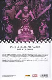 Verso de All-New Uncanny Avengers -4- Crane Rouge