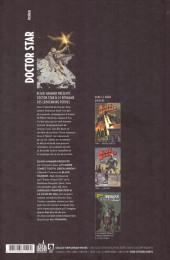 Verso de Black Hammer -HS2- Doctor Star & le royaume des lendemains perdus