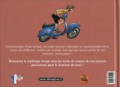 Verso de Vieux tacots (motos) -2- La Vespa - « La Guêpe » !