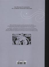 Verso de Les grands Classiques de la Bande Dessinée érotique - La Collection -7481- L'école des biches