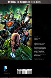 Verso de DC Comics - Le Meilleur des Super-Héros -91- Justice League - Le Règne du Mal - 2e partie