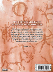 Verso de Akû - le Chasseur Maudit -1- Volume 1