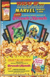 Verso de Infinity Crusade (1993) -1- Epiphany