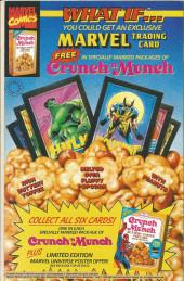Verso de Infinity Crusade (1993) -3- The Damned