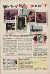 Verso de Adventure Comics (1938) -264- The Helpless Hero!