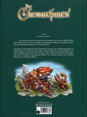 Verso de Les chevaucheurs -5- Le jardin des alfanes