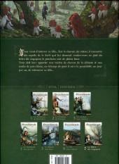 Verso de Brocéliande - Forêt du petit peuple -7- Le Hêtre du voyageur