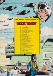 Verso de Buck Danny -27b1976- Les Tigres volants à la rescousse !