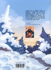 Verso de Liloo fille des cavernes -1- La grande chasse