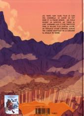 Verso de Liloo fille des cavernes -2- La montagne des âmes